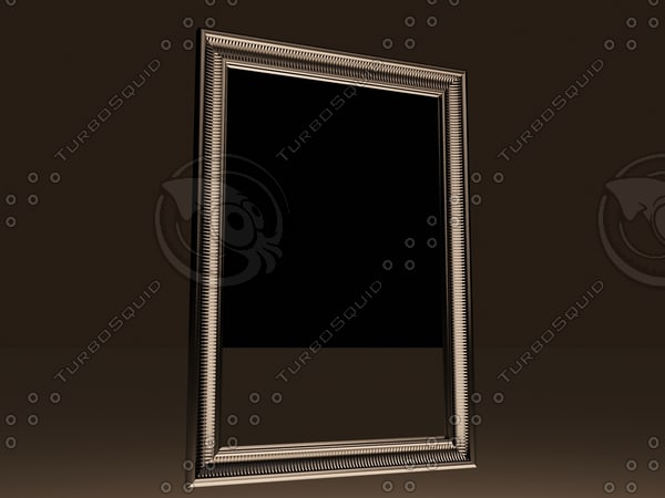 ikea mirror songe 3d max - Ikea mirror Songe... by Druxa