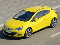 Opel Astra GTC (J) 2012