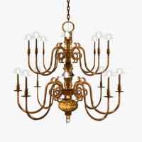 maya chandelier perfect real