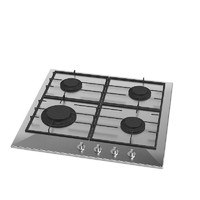 Stainless Steel Cooktop