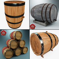 Wine Barrels Collection