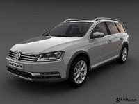 Volkswagen Passat Alltrack 2013