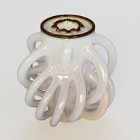 Handly vase