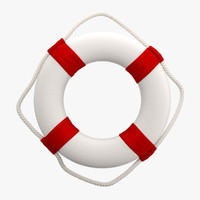 Decorative Ring Buoy