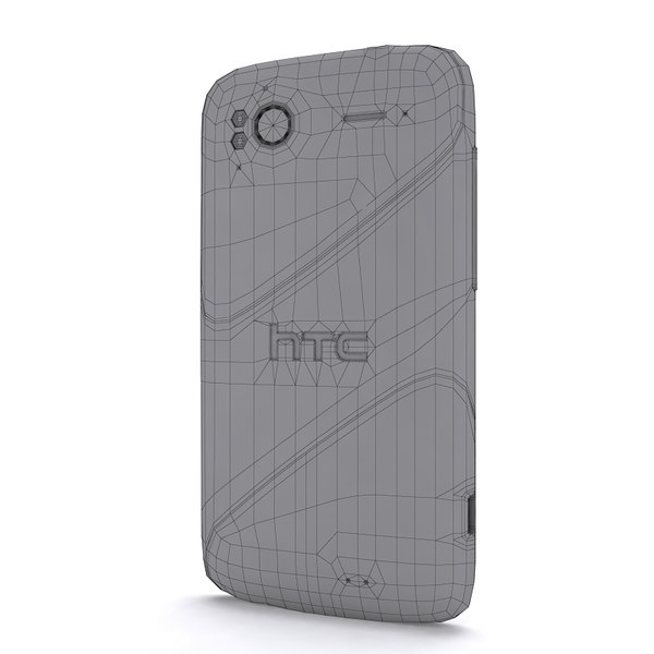 3d htc sensation xe - HTC Sensation XE... by Artem_Shvetsov