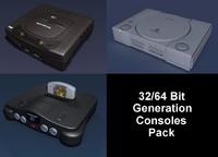 32/64 Bit Generation Console Pack