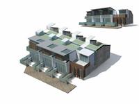 3d max exterior rendering