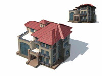 exterior rendering 1 3d max