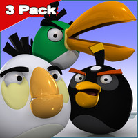 3 Pack: Angry Birds II