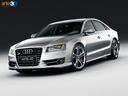 Audi S8 3D models