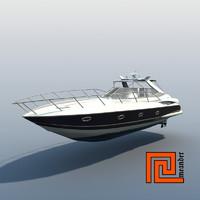 Yacht Sunseeker Camargue 44