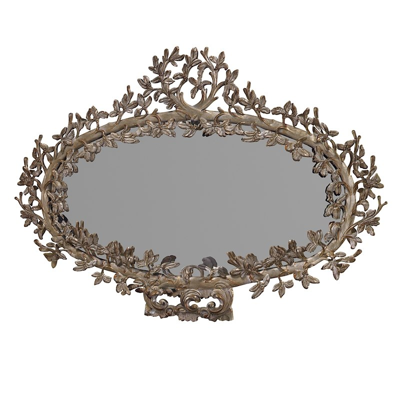 Jumbo Regency baroque oval mirror ovale classic leaf carved carving.jpg