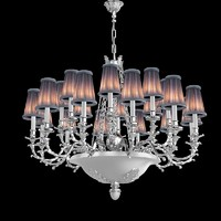 Mariner 19848 Ceiling Chandelier Lamp baroque classic big