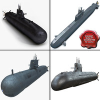 Submarines Collection V1