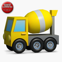 Construction Icons 25 Concrete Mixer