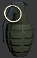 Mk2 Hand Grenade