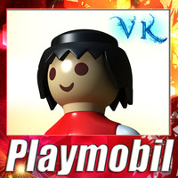 Playmobil Toy High Detailed
