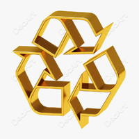 maya recycling logo