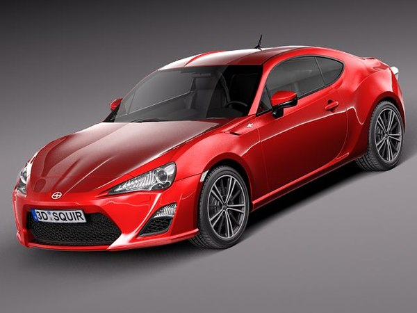 subaru 2013 sport coupe c4d - Scion FR-S 2013... by squir
