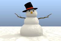 snow man blend