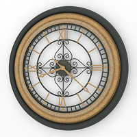 Decorative Wall Clock 07