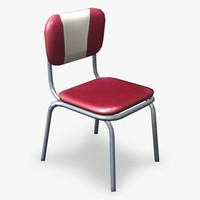 Chair retro 3DGM