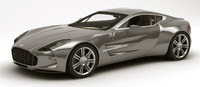 Rigged Aston Martin One-77