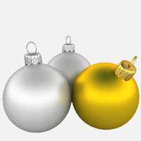 3ds max decoration christmas deco