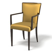 3d collinet dining chair