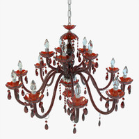 EMME PI Light 3587 10+5 chandelier