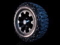 nitto mud grappler obj