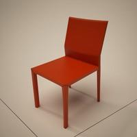 3ds cattelan italia margot dining chair