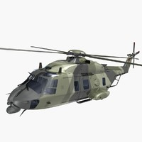 maya nhindustries helicopter german army