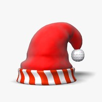 santa hat icon max