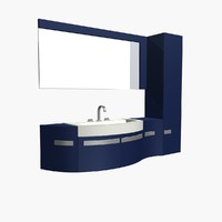 3d armonywashbasin model