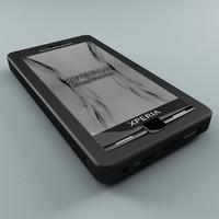 Sony ericsson xperia xtx1