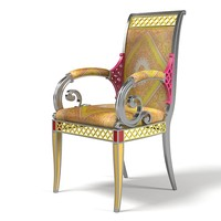 Versace Vinitas 2 Dining Chair