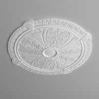Ceiling medallion011