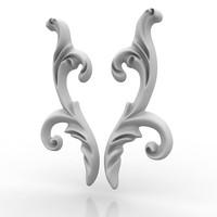 arch elements 16 3d model