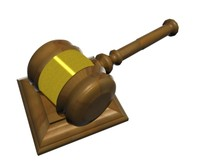 gavel animation 3d 3ds