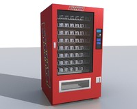 maya vending machine