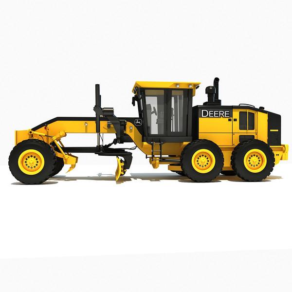 Heavy Machinery Grader