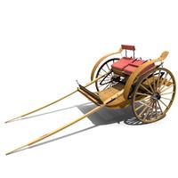 horsecart cart horses max