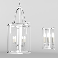 3d lantern pendant chandelier
