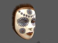 Venetian Carnival Mask 15