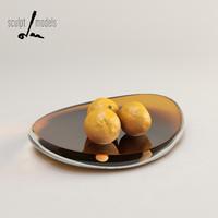 3d schale bowl