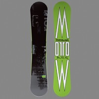 morrow spoon snowboard 3d max