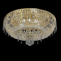 Faustig classic round crystal ceiling  chandlier