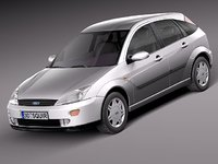 focus 1998 2003 5door max