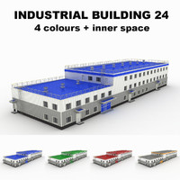 Medium industrial building 24
